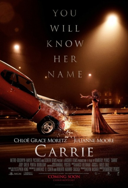 """""""Carrie (2013)"""" movie review by Kinudang Bagaskoro"""