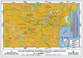 cuenca rio carabaya