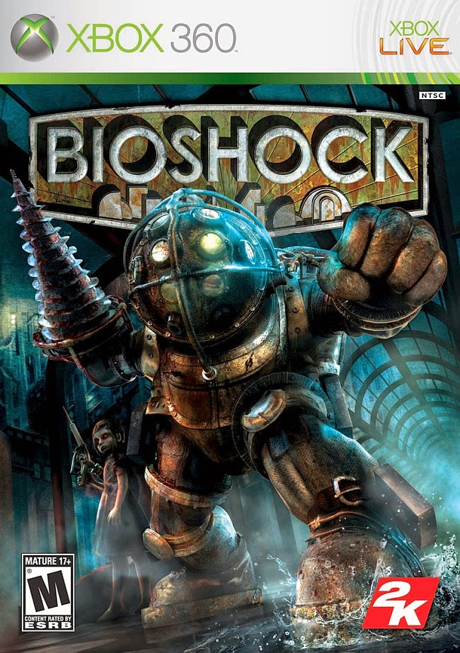 bioshock originally started out as an xbox 360 exclusive and was released in aug 2007 the buzz around the game was pretty strong but i was playing - Halloween Xbox 360