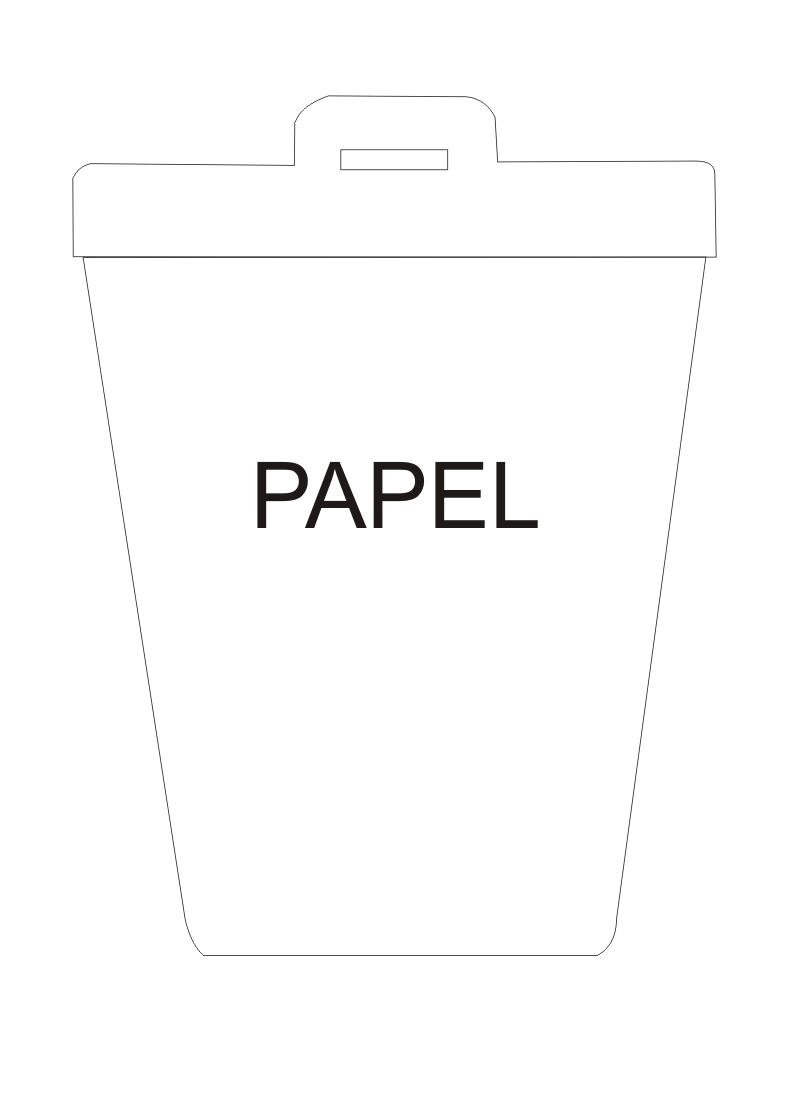 Profe ivete lixeiras para separar o lixo - Papel de pintar ...