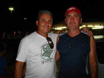 DOIS AMIGOS NANÂ E PEDRO PAULO