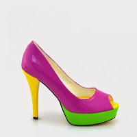 Pantofi dama Nichita fuxia ( )