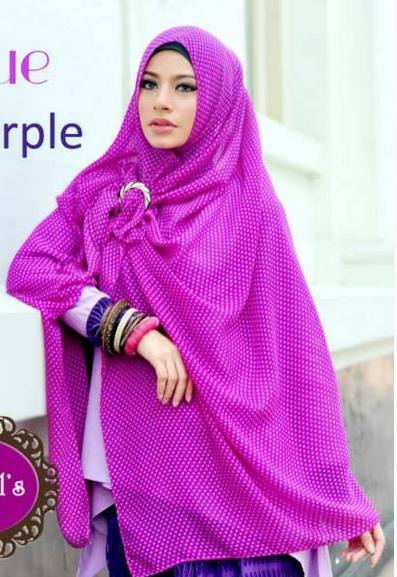 Model Hijab Syar i Modern