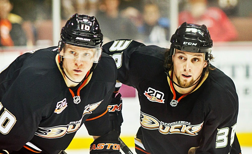 Matt Beleskey's Role in the Anaheim Ducks Offense: Has He Earned a Top Line Spot?