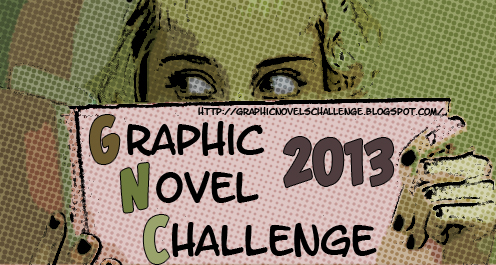 Off Topic: Graphic Novel Challenge 2013