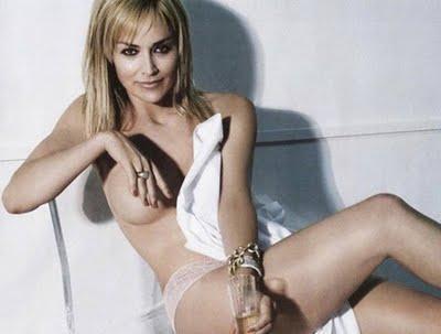 Sharon Stone Hot