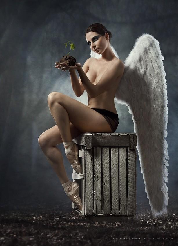 Фото девушек от Дмитрия Теймана (23 фото)