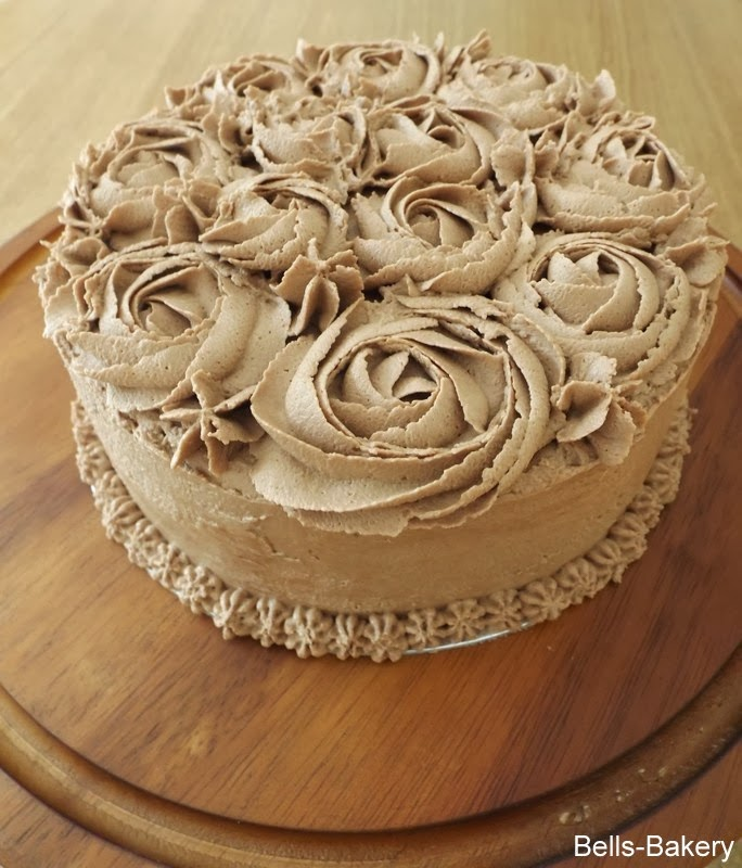 Vanilla-Buttercream Frosting And Poppies Recipe — Dishmaps