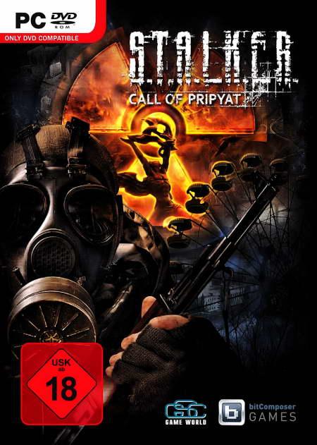 STALKER Call of Pripyat PC Game