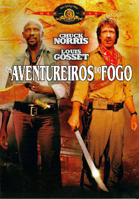 Filme Poster Os Aventureiros do Fogo DVDRip XviD & RMVB Dublado