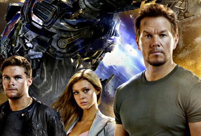 Nuevo avance de Transformers Age of Extinction.
