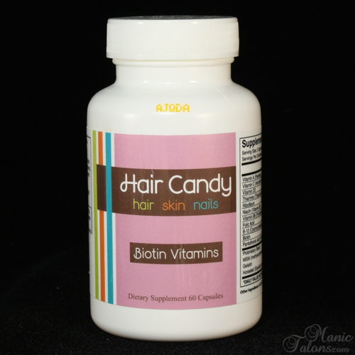 Hair Candy Biotin Vitamins for Hair Skin and Nails