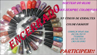 SORTEIO DO BLOG ENCERRADO