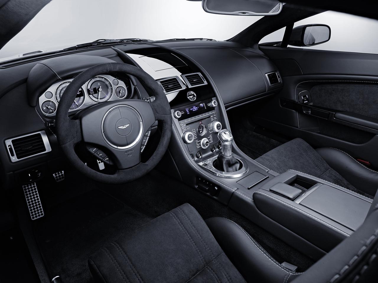Car Specification: Aston Martin V8 Vantage N400 Sportshift