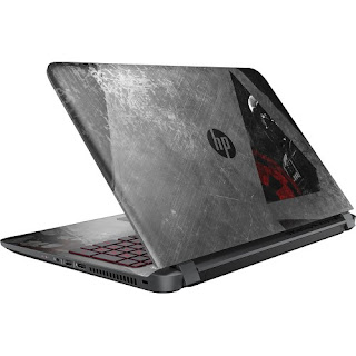 HP Star Wars Special Edition 15-an051dx