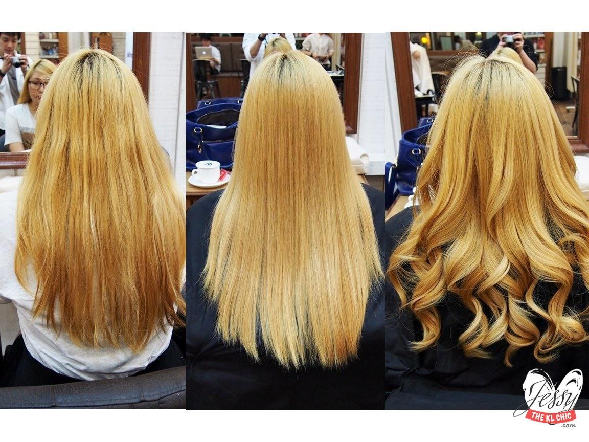 Hair: Number 76 Hair & Scalp Treatment + Closing of Bangsar 1 Outlet