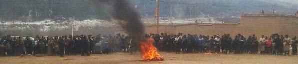 Tsesung Kyab, Shitsang Gonsar Monastery, Gansu Province,Monday February 25, 2013.