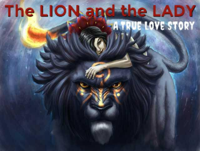 The LION and The LADY