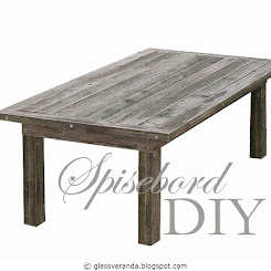 Slik snekrer du et bord - How to build a table