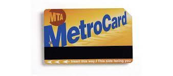 Metrocard Nova York