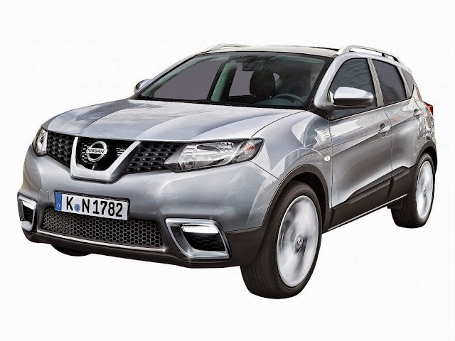 2016 Nissan Qashqai Release Date and Price