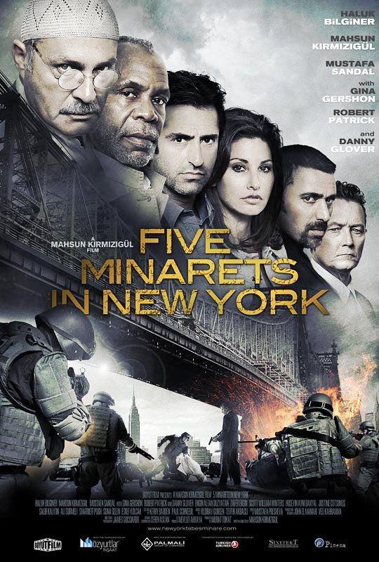 FIVE MINARETS IN NEW YORK 2011 DVDrip