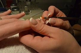 resequedad de las uñas
