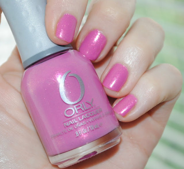 Orly Preamp from the New Electronica Collection