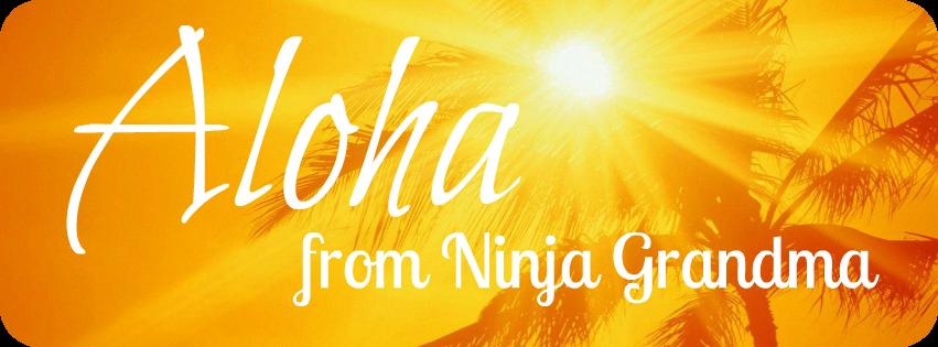 Ninja Grandma