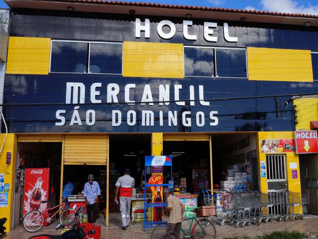 HOTEL E MERCANTIL SÃO DOMINGOS