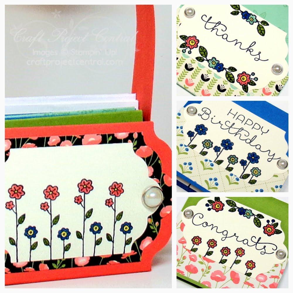 Krafting kreations february 2016 cottage greetings mini card box set kristyandbryce Choice Image