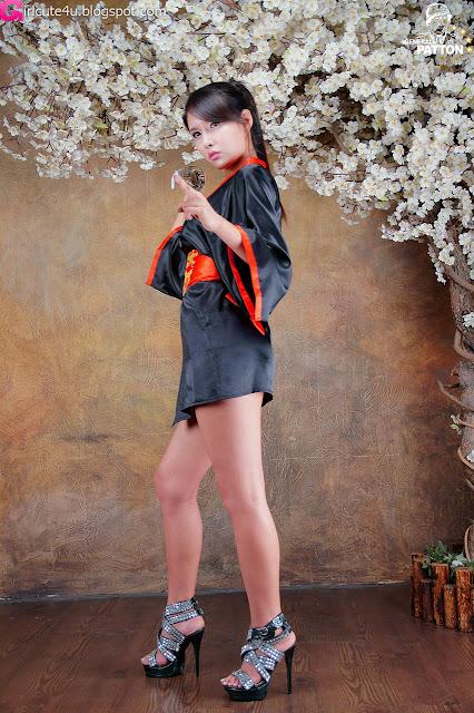 11 Cha Sun Hwa - Samurai Girl-very cute asian girl-girlcute4u.blogspot.com