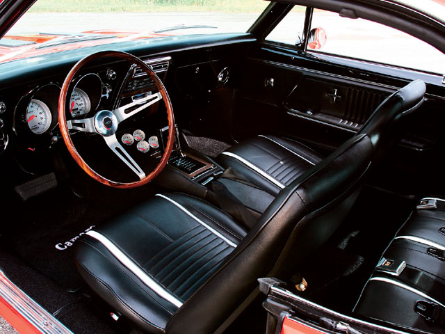 camaro ss 1967 interior images galleries with a bite. Black Bedroom Furniture Sets. Home Design Ideas