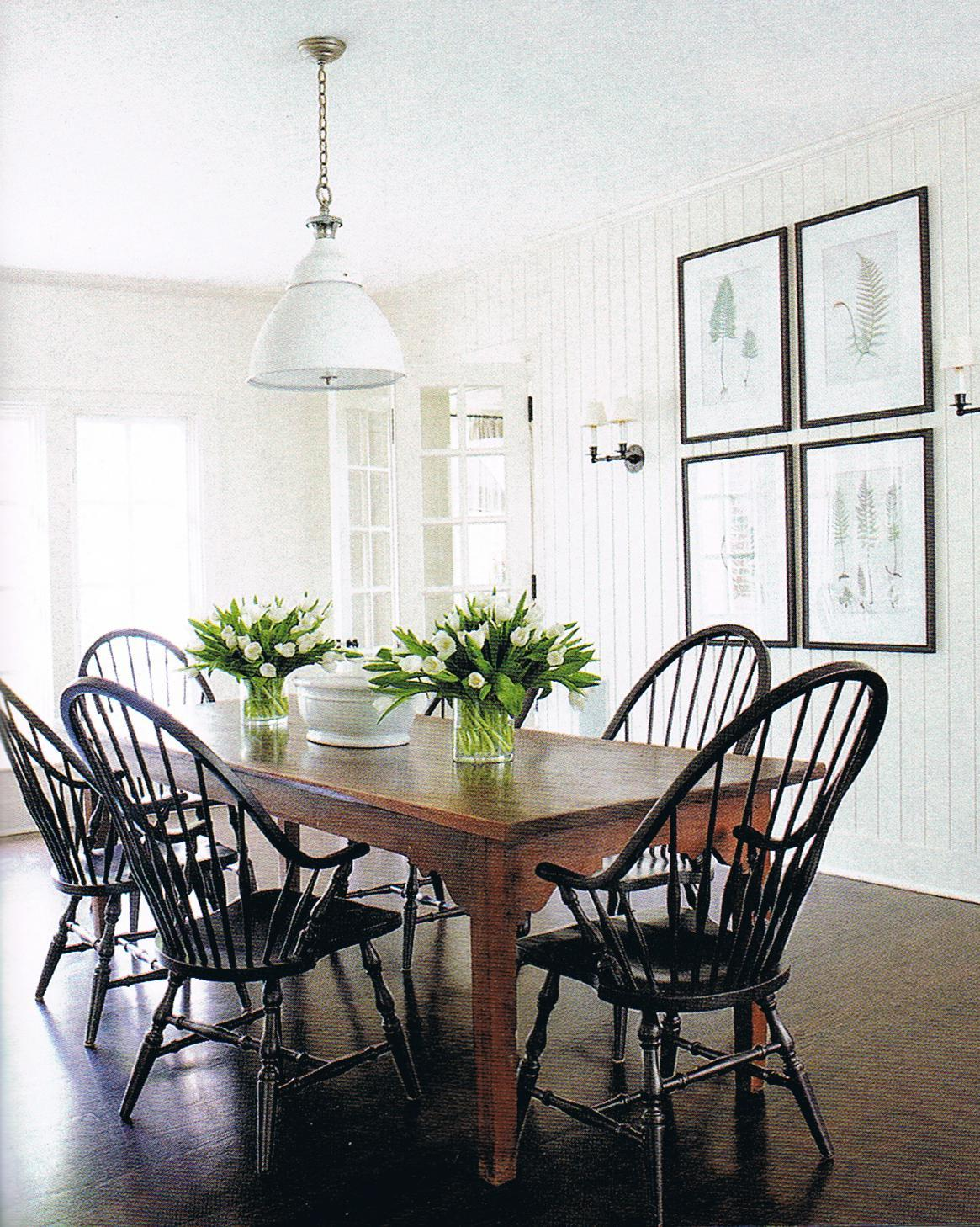 Journey Home Interior Design for Canberra Windsor Chairs and