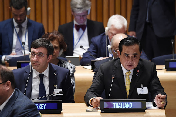 "Prayuth Chan-ocha (Thailand), Interactive Dialogue 1 ""Ending Poverty and Hunger"""