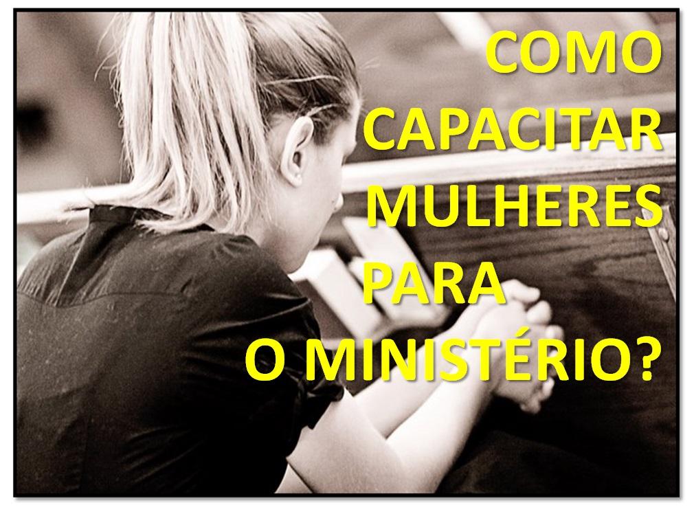mulher no ministério