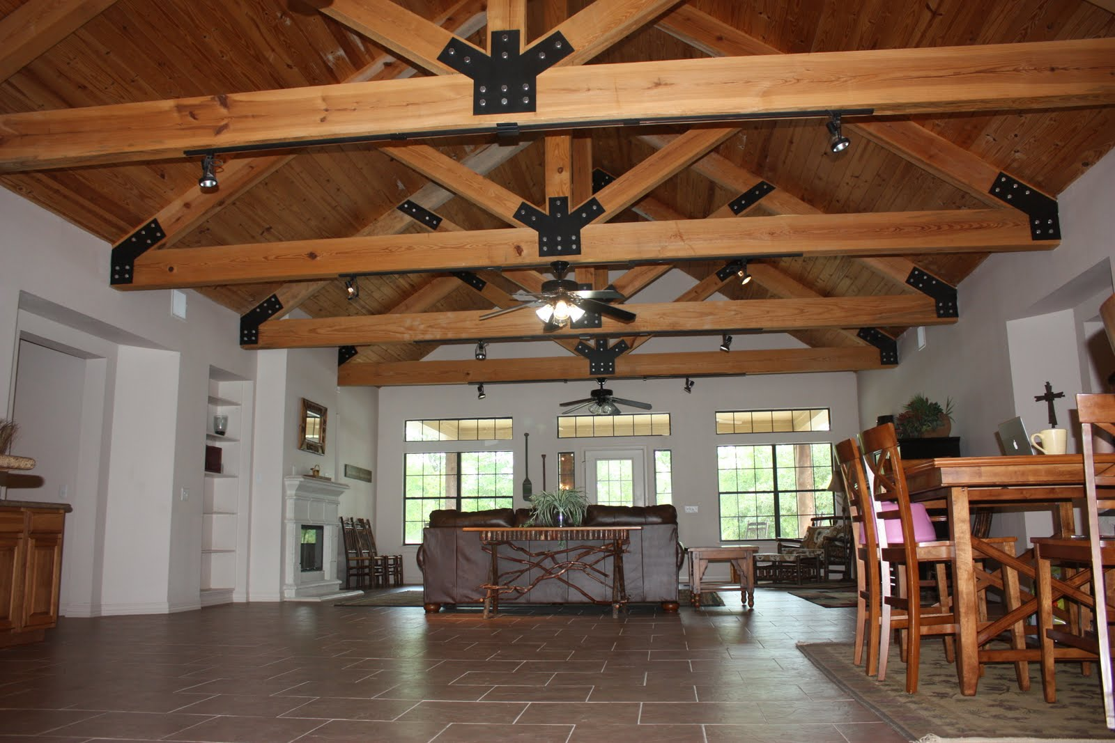 Terribly interesting june 2011 - Vaulted ceiling designs for homes ...