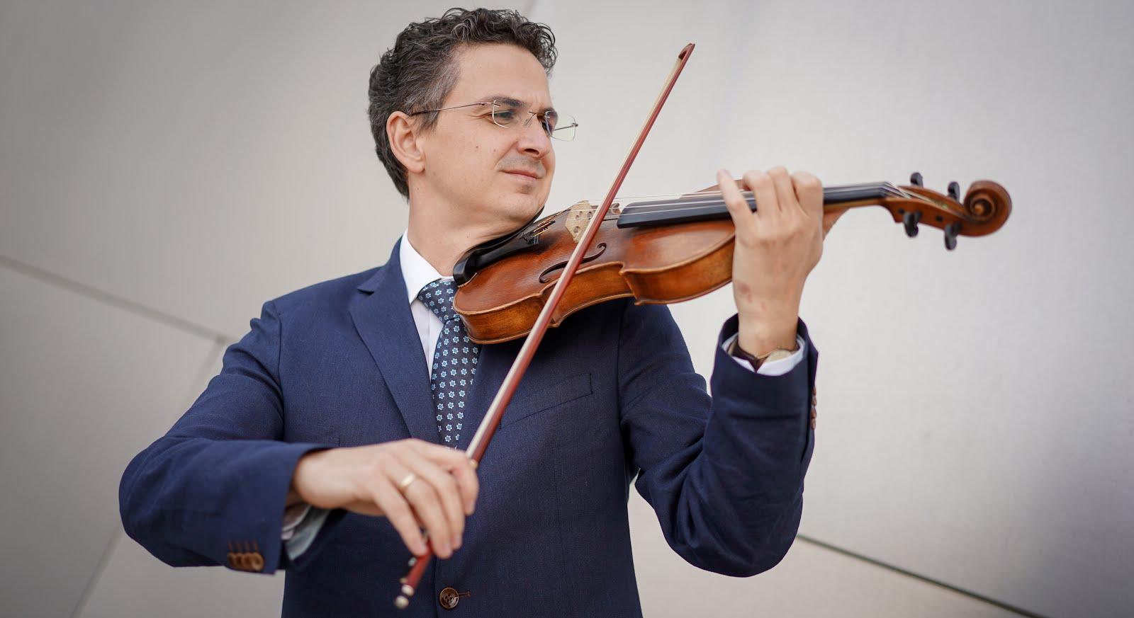 Cristian Fatu Classical Violinist Website