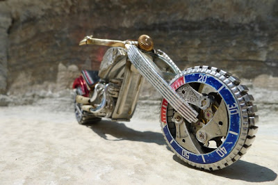 Cool and Creative Creations from Watch Parts (16) 3