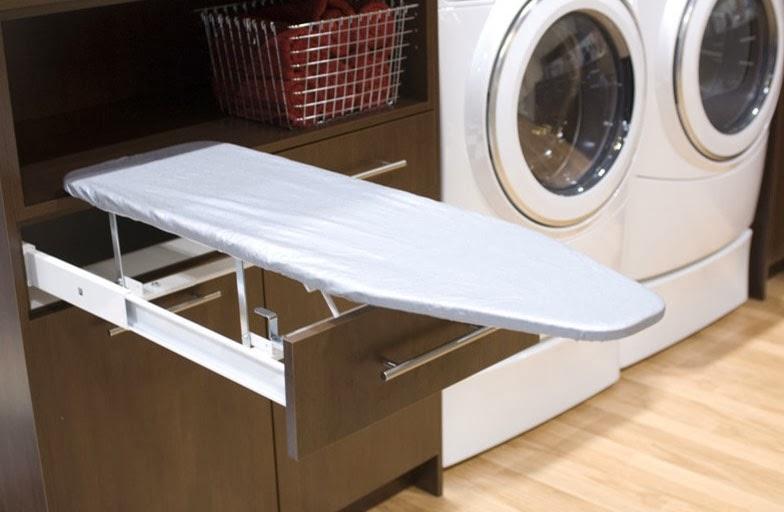 Laundry area tu cocina y ba o for Cesto ropa plancha