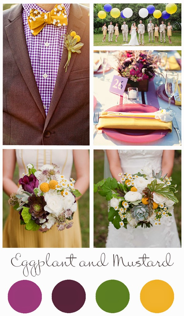 prom dress: PERFECT FALL WEDDING COLOR PALETTE IDEAS 2014 TRENDS