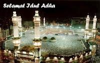 Mekah Idul Adha