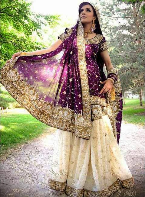 Pakistani Bridal Dresses Fashion 2014-2015 Wallpapers Free Download