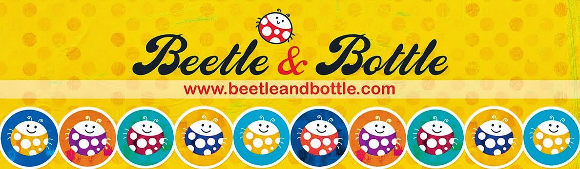 Beetle and Bottle