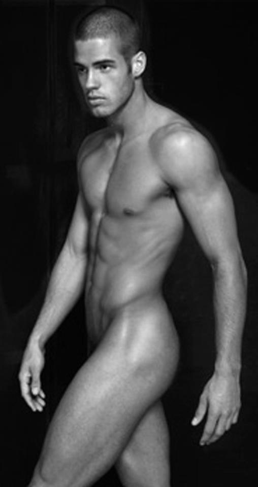 Chad White Naked
