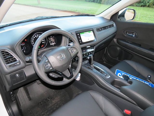 carro SUV Honda HR-V