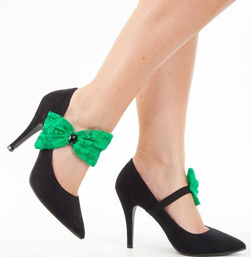 Decorar Zapateria ~ MODA SI Como decorar tus zapatos para estar a la moda