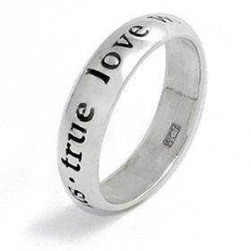 True Love Promise Ring