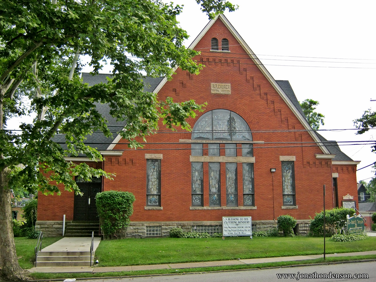 Discovering Historic Pittsburgh  Central Wilkinsburg