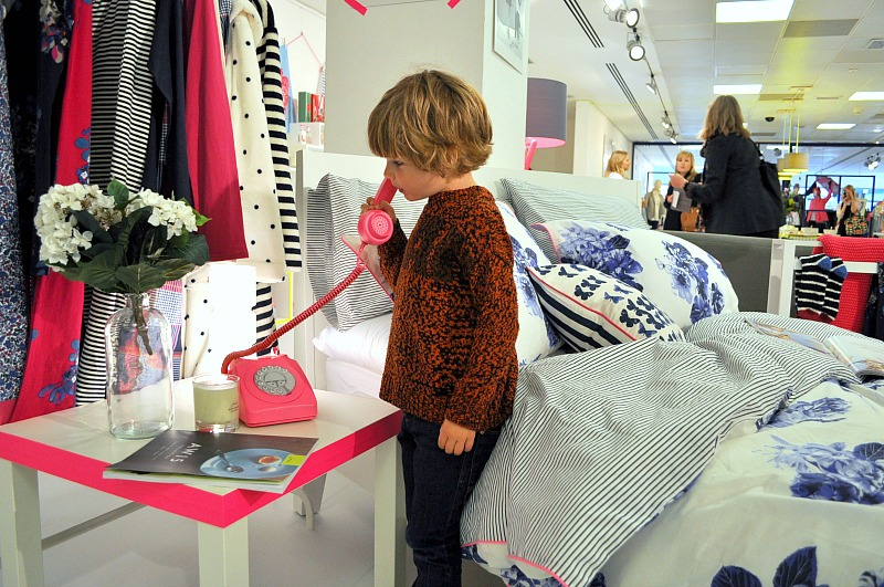 Joules 2015 homeware and bedding